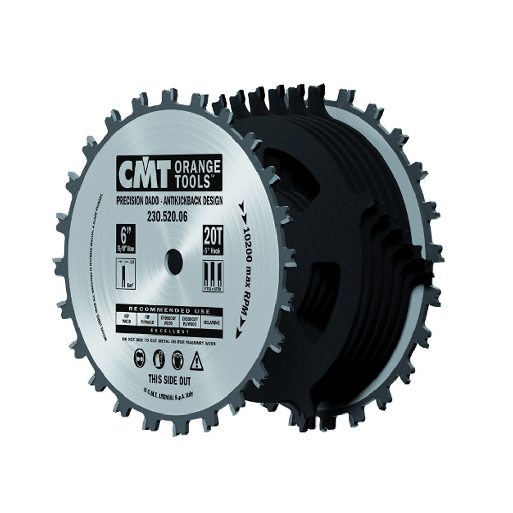 Cmt 8 dado blade 30mm bore dados carbatec cmt keyboard keysfo Gallery