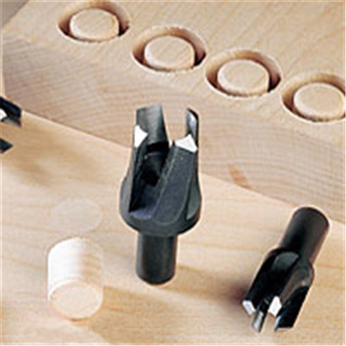 Veritas Imperial Snug Plug cutter Set - 3 pce