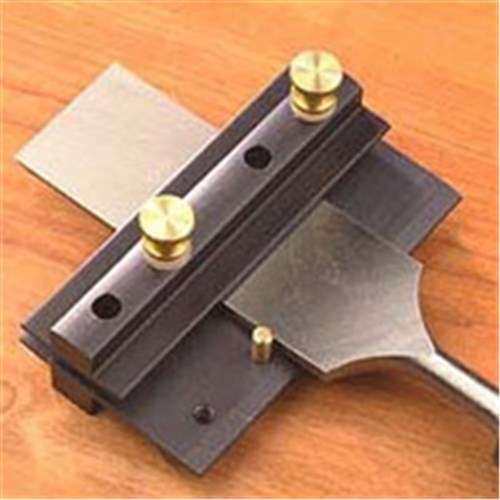 Veritas Straight Grinding Jig to suit Veritas Grinder Tool Rest