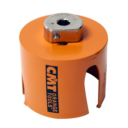 CMT 92mm Multi Purpose Hole Saw 550 Series
