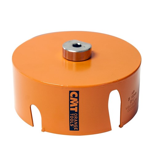 CMT 133mm Multi Purpose Hole Saw 550 Series