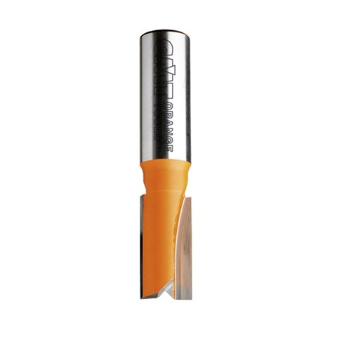 CMT Straight Router Bit - Short Series - 6.35mm