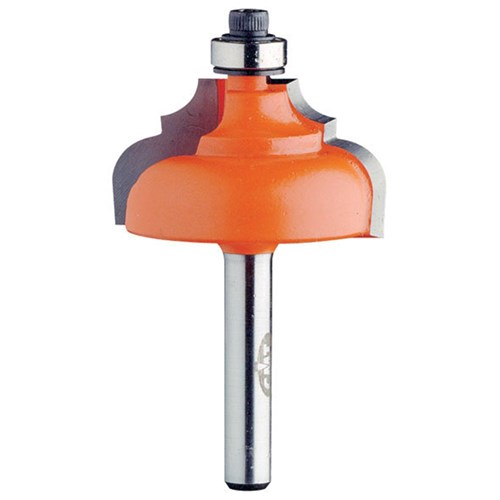 "CMT Classical Ogee Router Bit - Small - 1/2"" Shank"