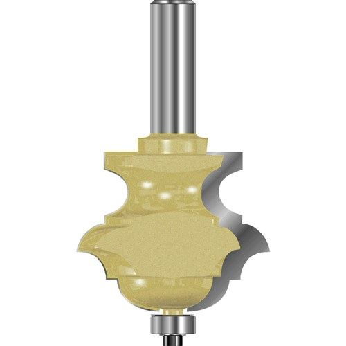 Arden Decorative Moulding Bit with Bearing - 1/2