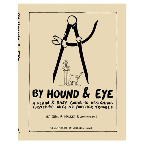 """By Hound & Eye"" By Geo. R Walker & Jim Tolpin"
