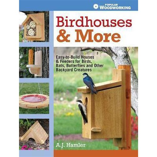 Birdhouses and More by AJ Hamler
