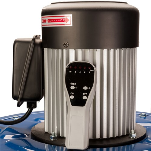 Carbatec 2HP Cyclone Dust Extractor with Remote