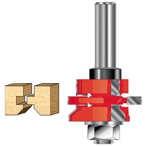 Tongue & Groove V-Joint Cutter