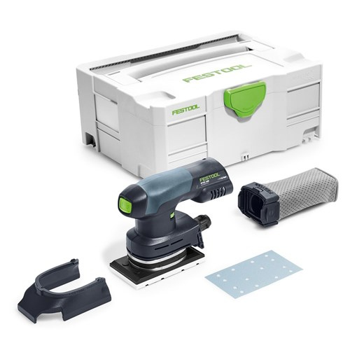 Festool RTSC 400 Cordless 1/4 Sheet Orbital Sander - Basic