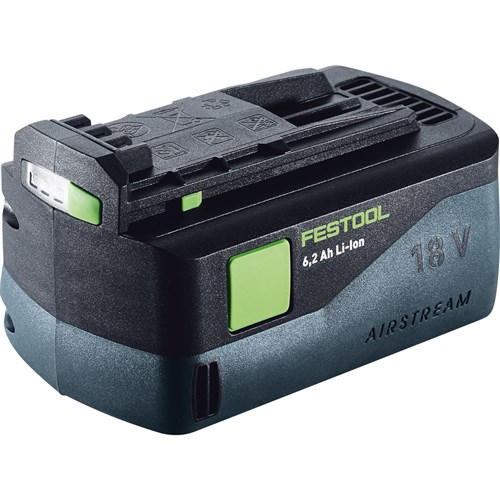 Festool BP 18 Airstream Battery Pack Li 6.2Ah