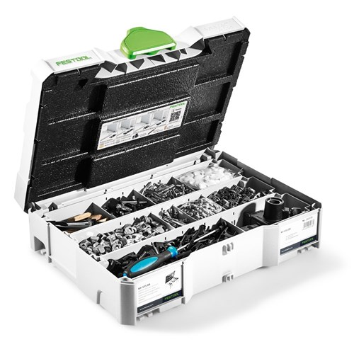 Festool Domino Connector Assortment Systainer for DF 500