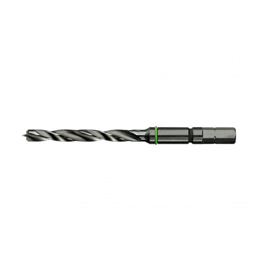 Festool Centrotec 6mm Wood Spiral Drill Bit