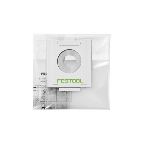 Festool CTL 36 AC Replacement Waste Bags - 5 Pack