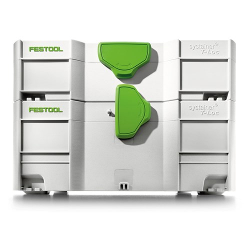Festool Systainer SYS 2 T-Loc Storage Box