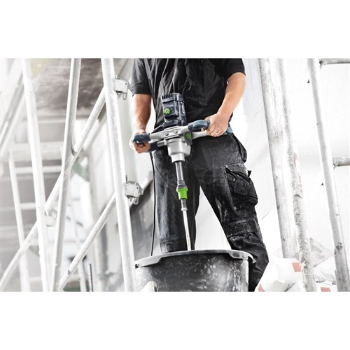 Festool MX 1600/2 E Stirrer with HS 3 Left Rod