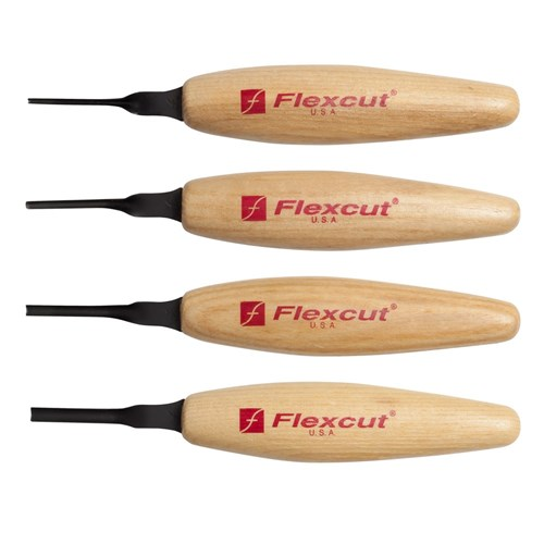 Flexcut Sweeps Micro Tool Set
