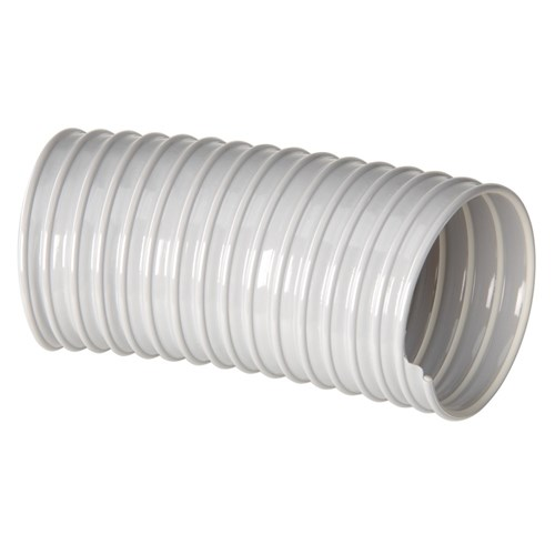 "Flexible Plastic Hose - 2.5"" dia."