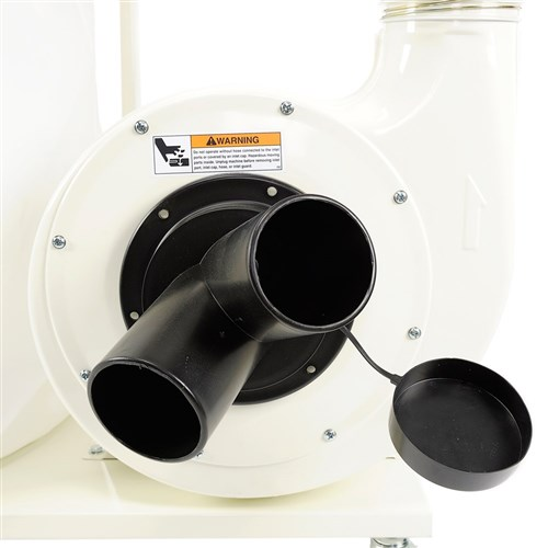Jet Dust Collector DC-1200 Vortex - Single Phase