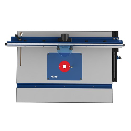 Kreg large router table top router tables carbatec - Kreg router table accessories ...