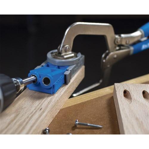 Kreg Jig R3 Pocket Hole System with 50mm Face Clamp