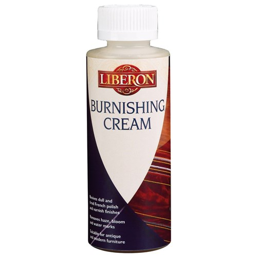 Liberon Burnishing Cream - 250ml