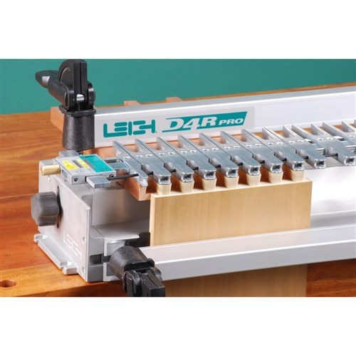 Leigh D4R Pro Dovetail Jig with Metric Scales