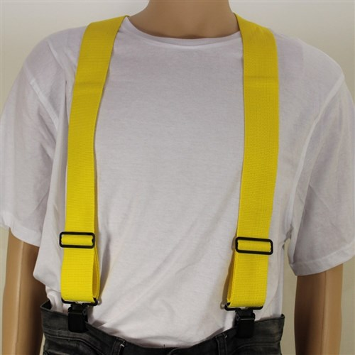Construction Braces - Yellow