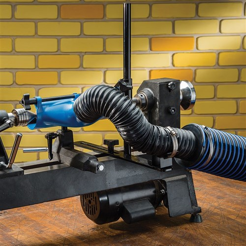 Rockler Lathe Dust Collection System