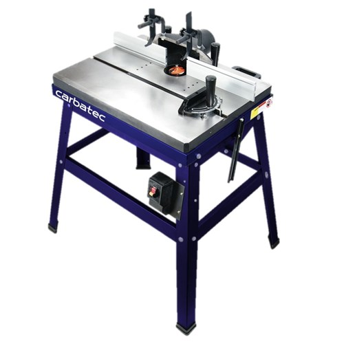Carbatec Cast Iron Top Router Table | Router Tables - Carbatec