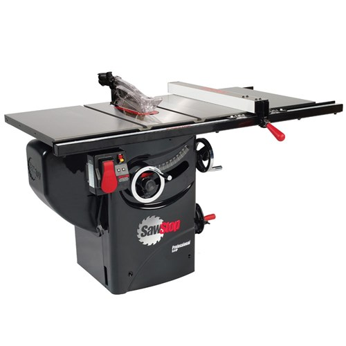 SawStop Professional Cabinet Saw with 30