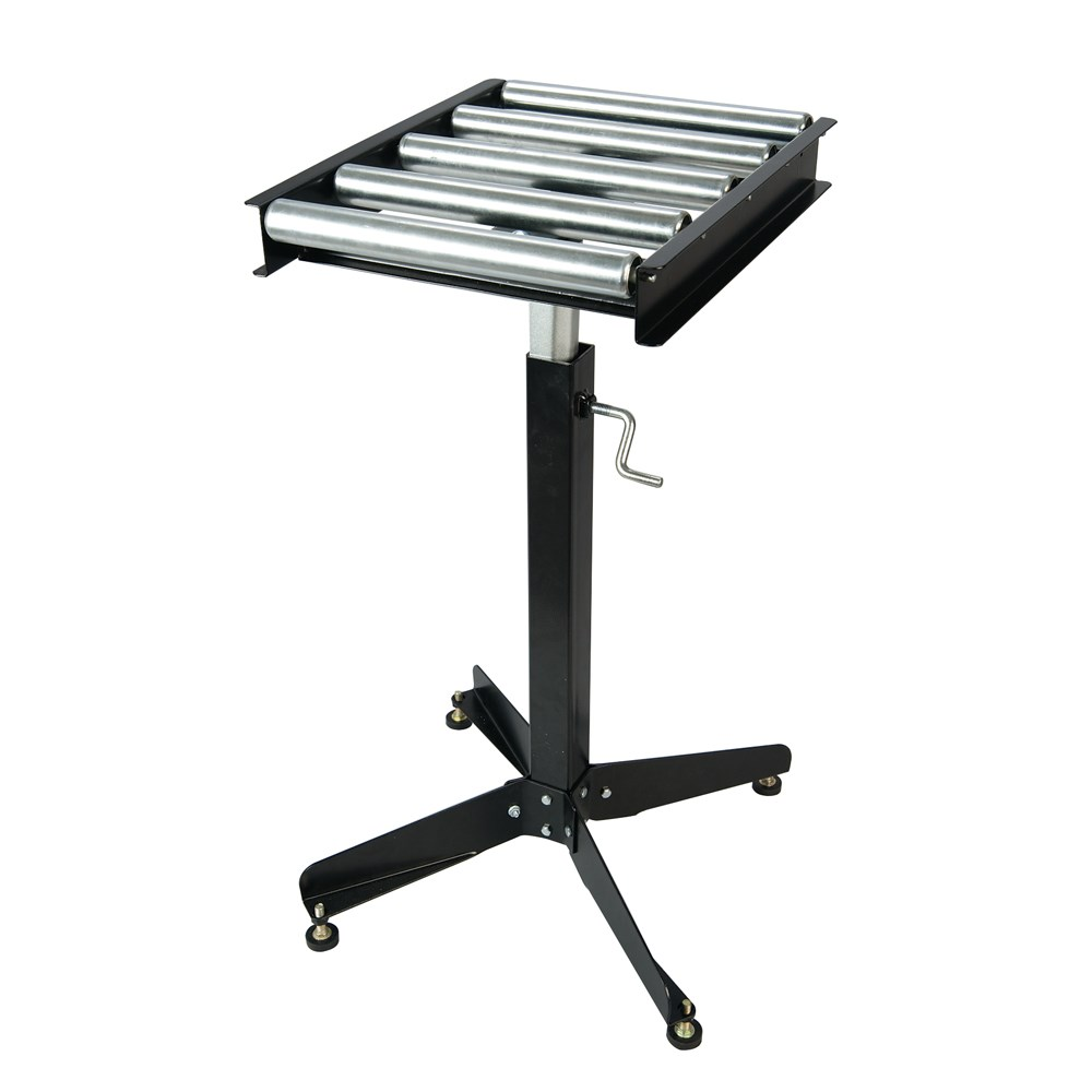 Small Roller Stand with Five Rollers | Roller Stands, Bearings & Conveyors - Carbatec