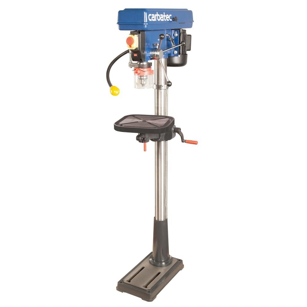 fbd4673d0ebbc5 Carbatec 1HP 16 Speed Pedestal Drill Press