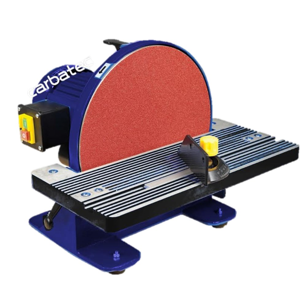 Belt and disk sander review