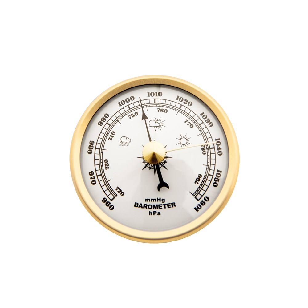 70mm Barometer Insert | Weather Instruments - Carbatec