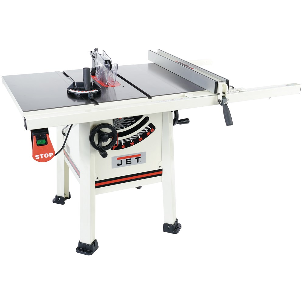 Jet 10 proshop tablesaw tablesaws carbatec jet greentooth Image collections