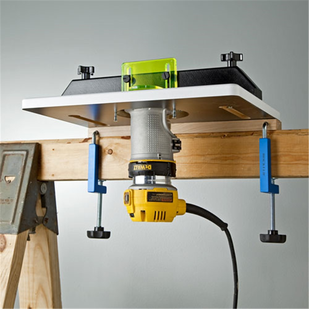 Rockler trim router table router tables carbatec for Table router