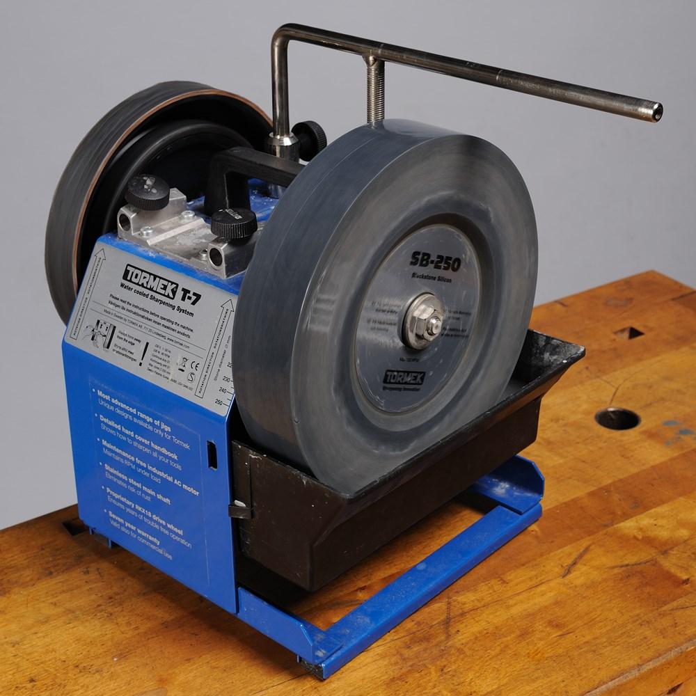 Tormek Blackstone Silicon Wheel Suits T7 Amp 2000 Models